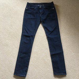 Marc Jacobs Authentic Stretch Jeans Low Rise 27X30